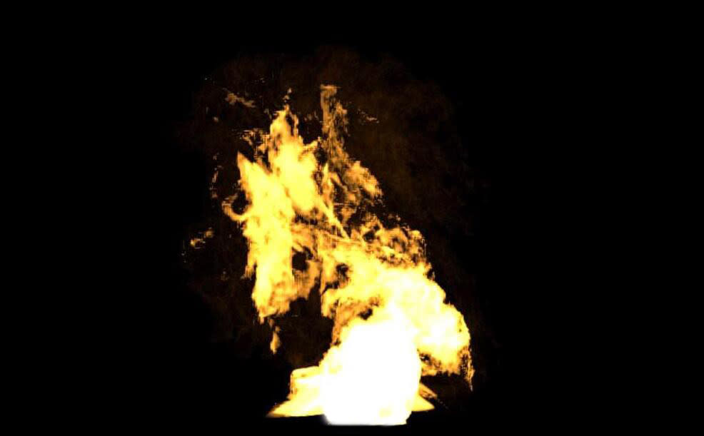 Create-flame-effects-with-Phoenix-FD-in-3ds-Max 13