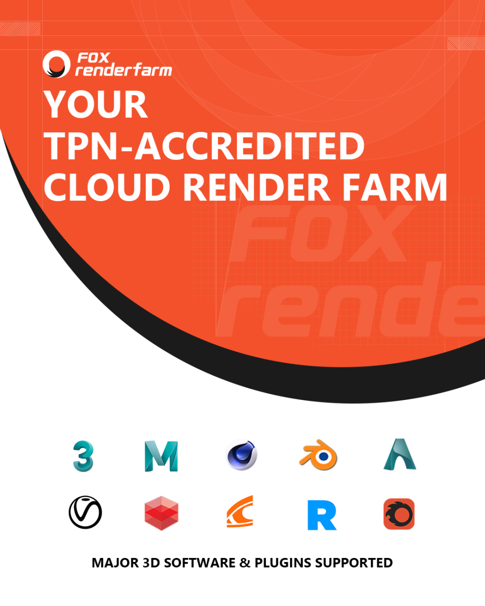 TPN-Accredited Cloud Render Farm