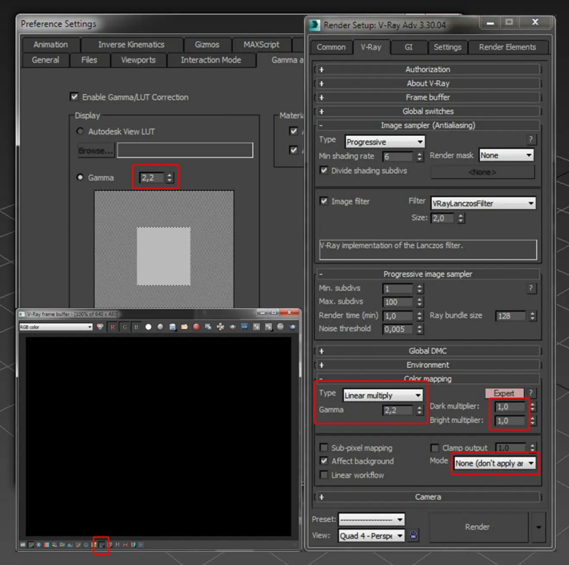 3ds Max Tutorial Analysis of Building Rendering in Dusk (1)