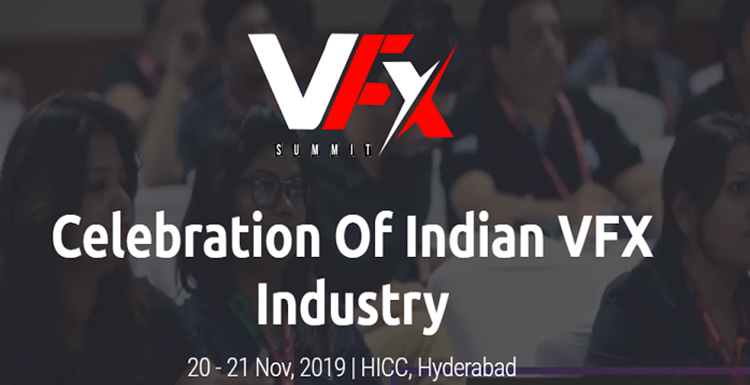 Fox Renderfarm @ VFX Summit 2019, the largest VFX event in India