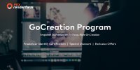 GoCreation Program Is Online Now!