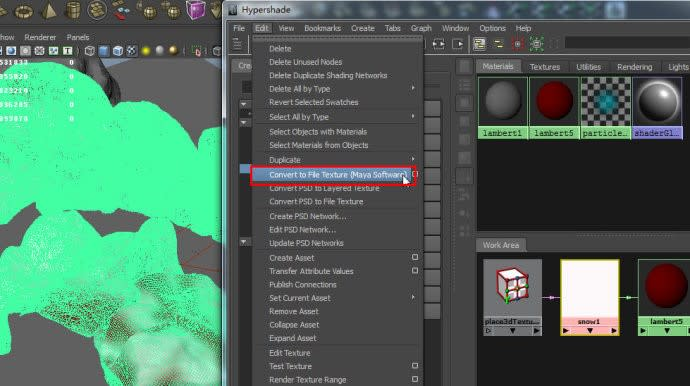 3D Tutorial How to Make an Old-growth Forest in Maya -9