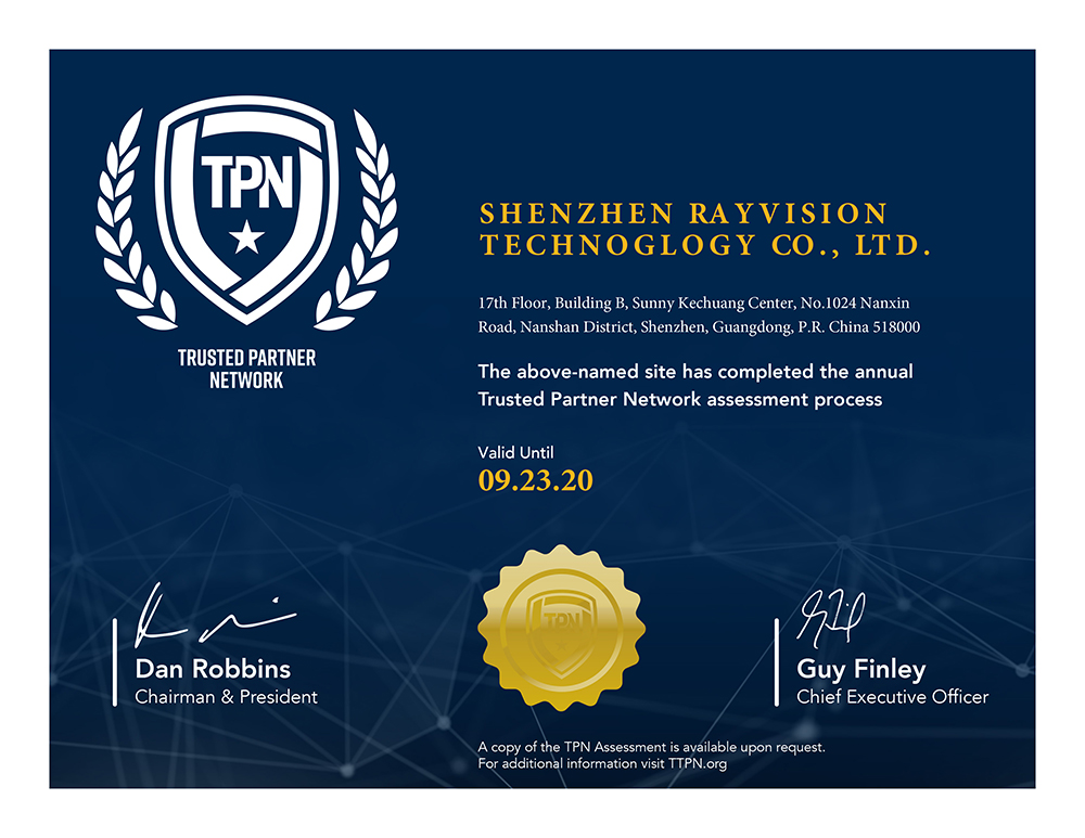 TPN Trusted Partner