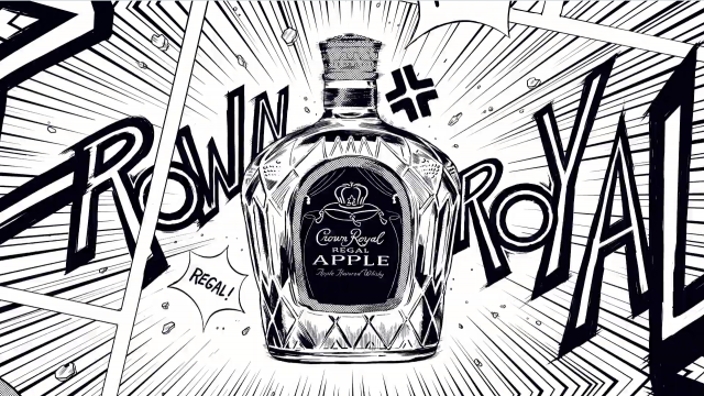 Crown Royal - Apple 2