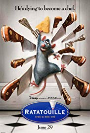 Brad Bird's films-Ratatouille