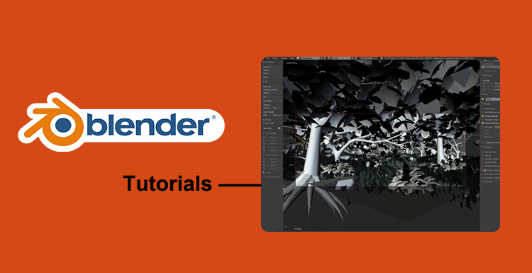 Blender Tutorial: To Create A Wild Jungle(1)