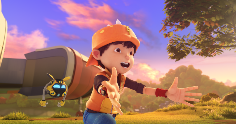 BoBoiBoy Movie 2-4