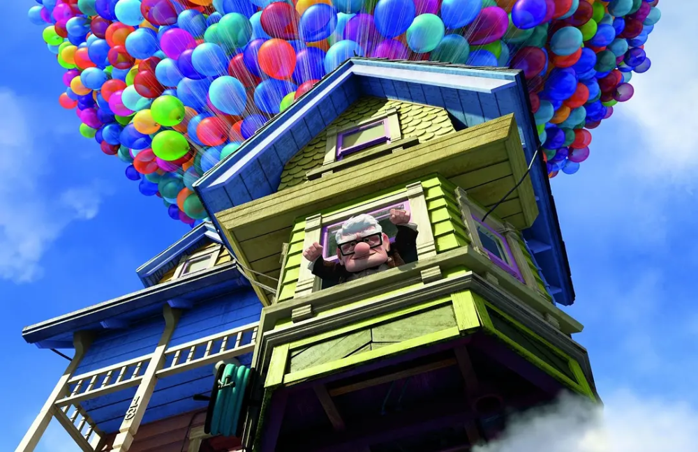 The film UP -2