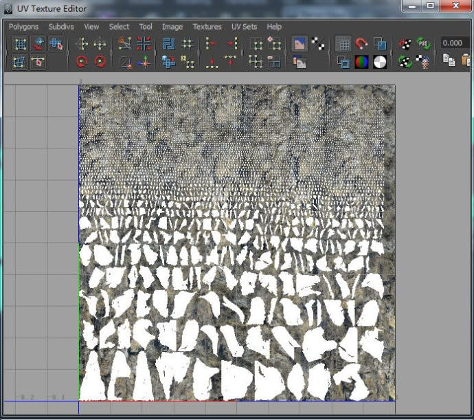 3D Tutorial How to Make an Old-growth Forest in Maya -7