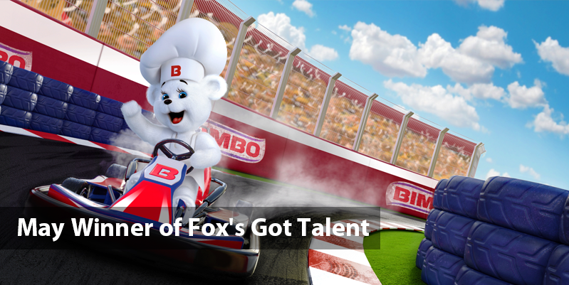 Mexico´s Top Ad Agencies Won the May Winner of Fox's Got Talent