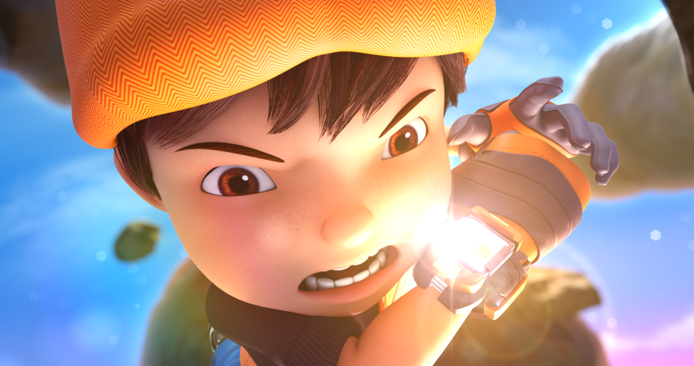 BoBoiBoy Movie 2-8