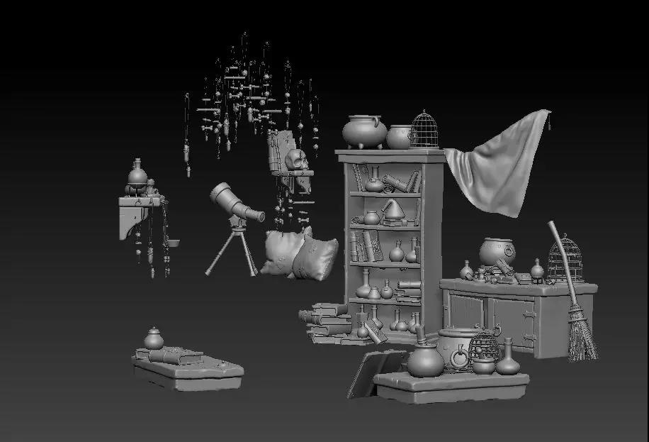 Behind-the-Scenes-3D-Game-Scene 23