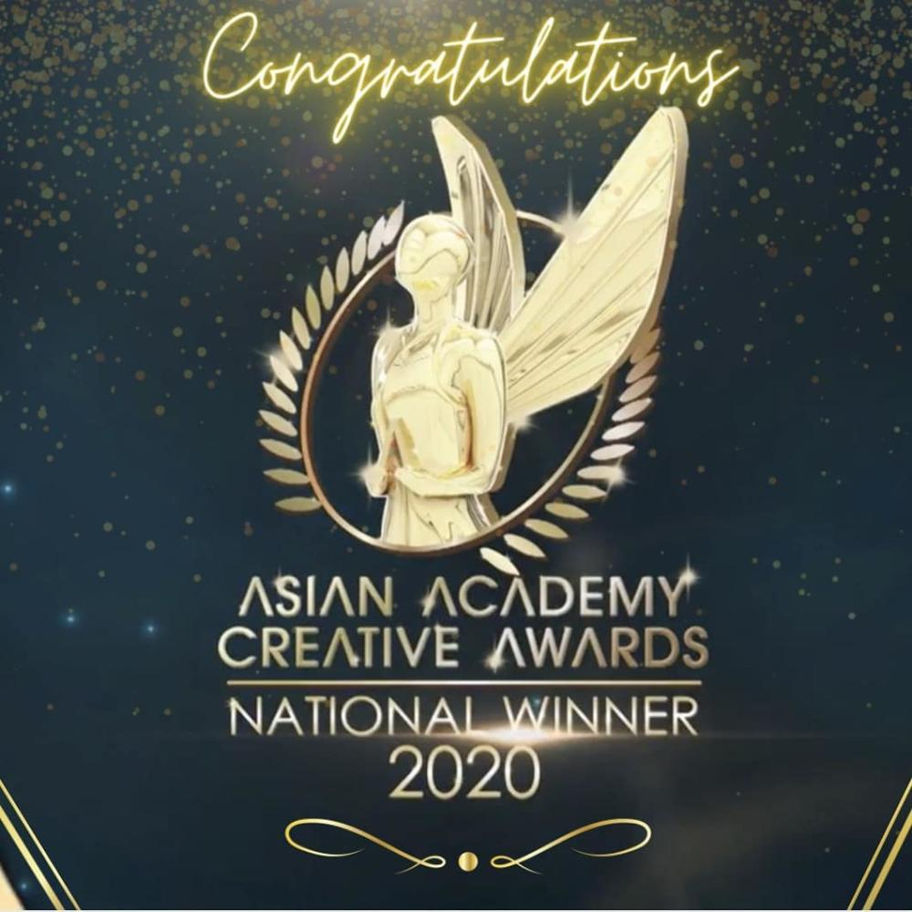 2020 Asian Academy Creative Awards