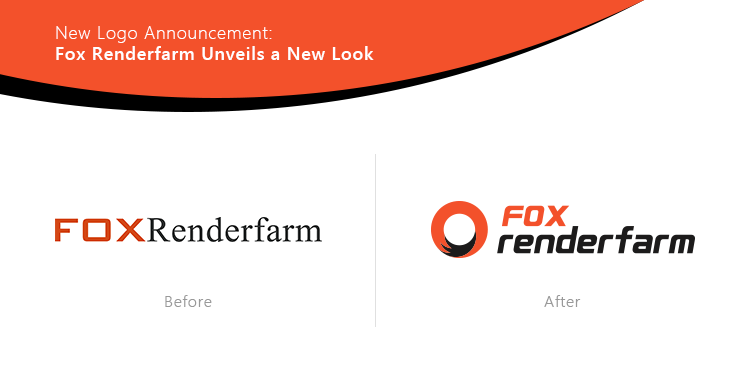 New Logo Announcement: Fox Renderfarm Unveils a New Look