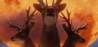 'Deer King': How to Create Powerful Deers in Blender