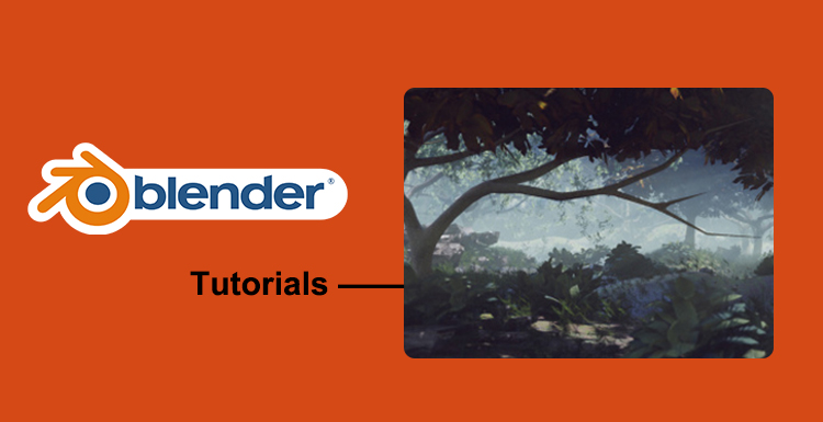 Blender Tutorial: To Create A Wild Jungle(2)