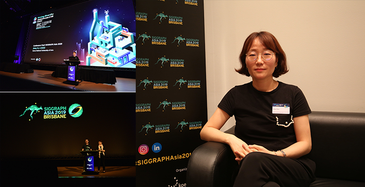 Interview with Jinny Choo,  SIGGRAPH Asia 2020 Conference Chair