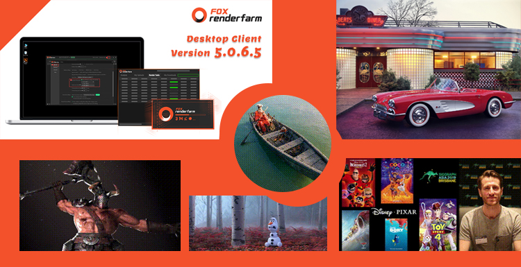 Fox Renderfarm News Roundup for January 21, 2019