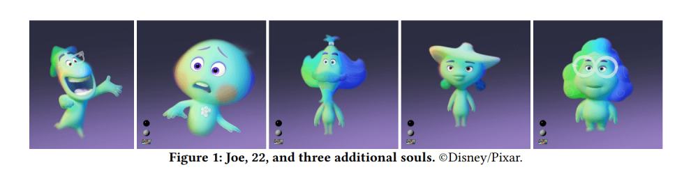 A Sharing of How to Make of Disney Pixar's Soul -1