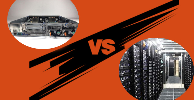 What is the difference between a traditional render farm and a cloud rendering render farm?