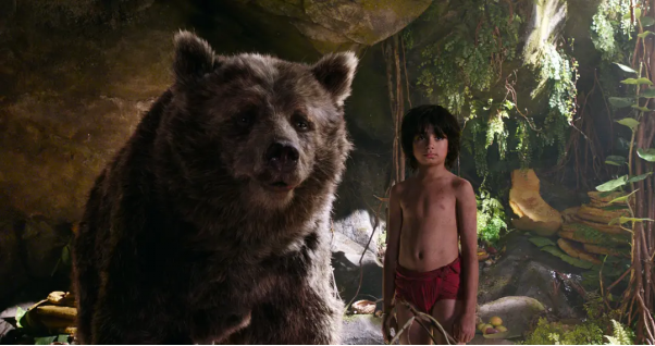 The film The Jungle Book