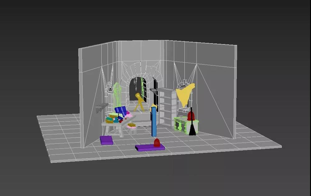 Behind-the-Scenes-3D-Game-Scene 13