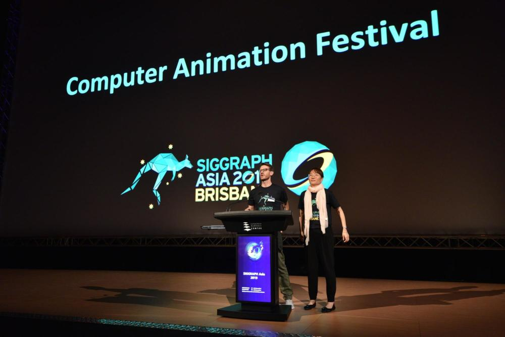 SIGGRAPH Asia Computer Animation Festival