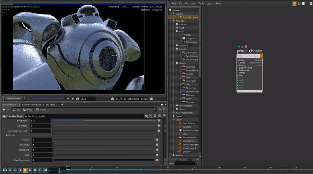 Making A Robots of League of Legends with Maya and Houdini-8