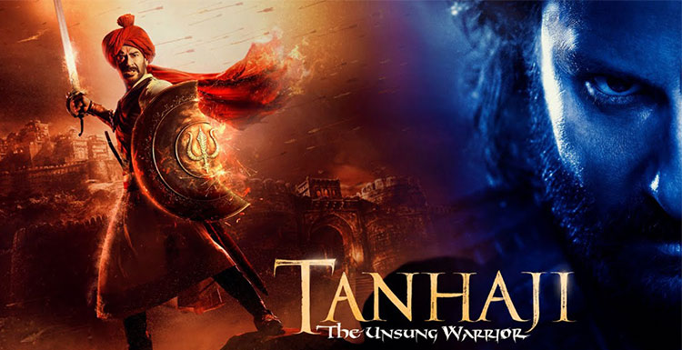 'Tanhaji', Rendered with Fox Renderfarm, with a Worldwide Gross of US$49 Million Became the Highest-grossing Bollywood Film of 2020