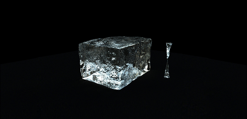 Arnold for Maya Tutorial: Ice Cube Material