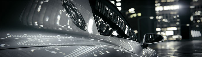 Audi movie done for automotive show © Fabian Hofmann