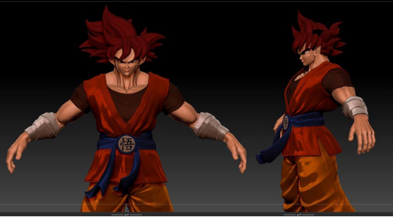 An Amazing Dragon Ball 3D Animation Project Supported By Fox Renderfarm 1433
