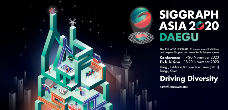 Call for Submissions: SIGGRAPH Asia 2020