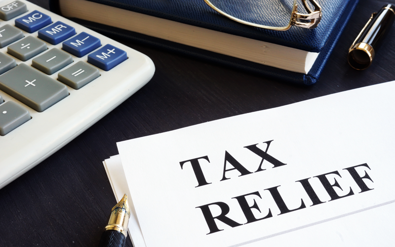 Best Tax Relief Options For 2019