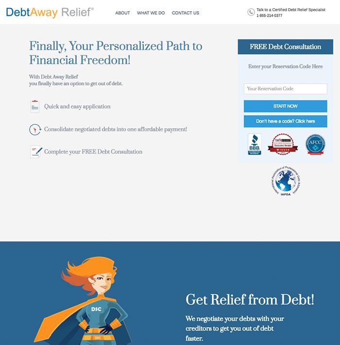 Debt Away Loan Reviews