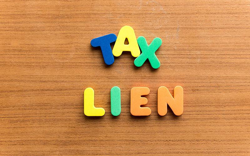Why Are Tax Liens Being Removed From My Credit Report?