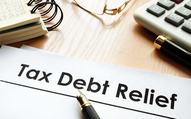 How To Settle Your Tax Debt
