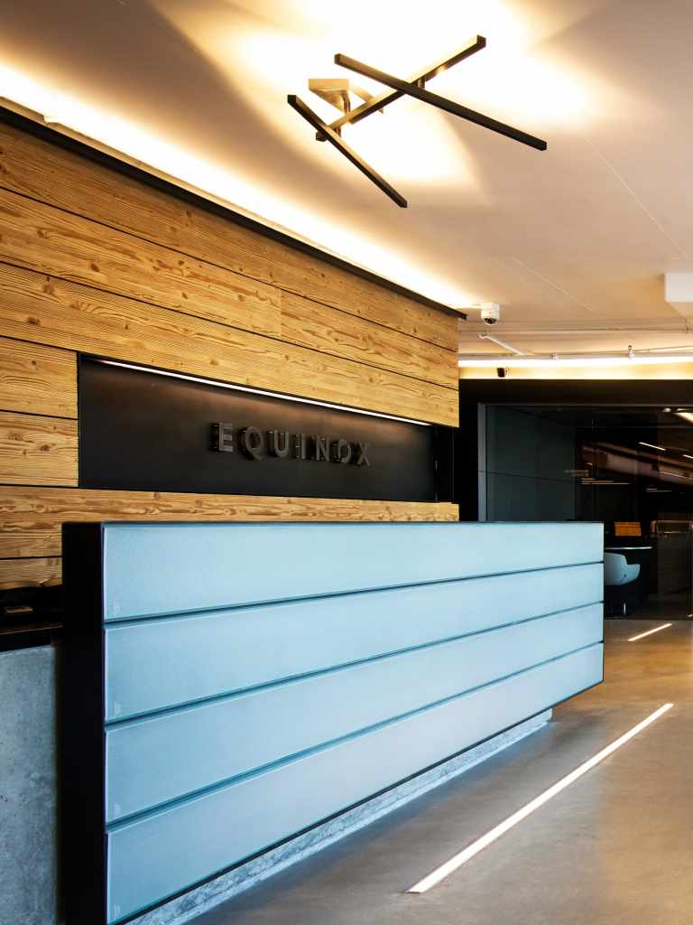 Berkeley Fitness Club Equinox