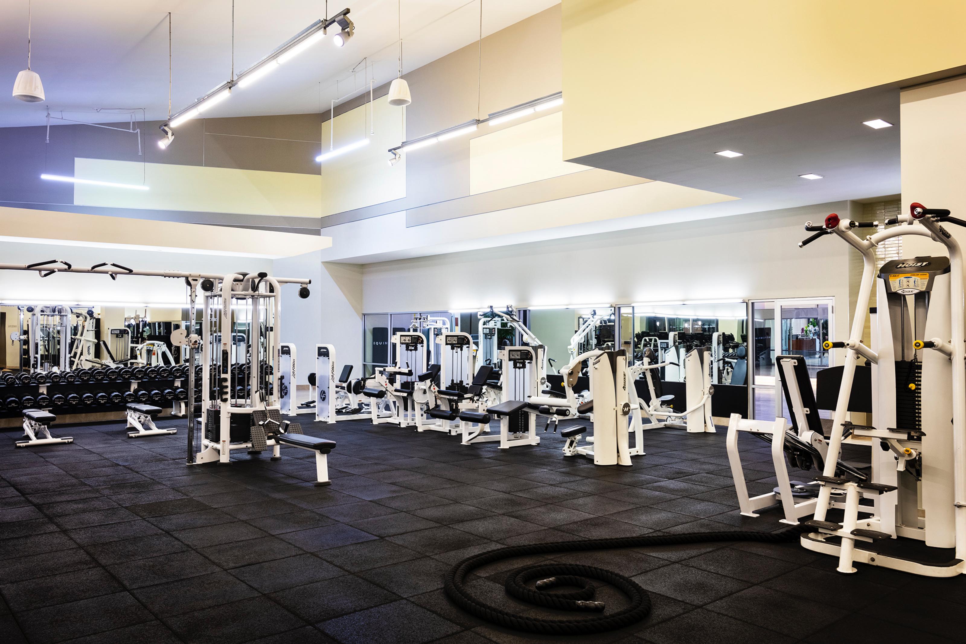 Coral Gables Fitness Club Equinox
