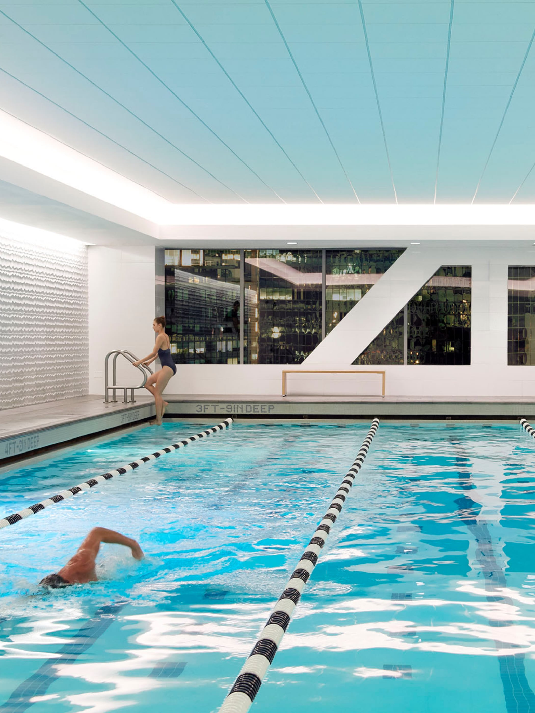 Sports Club In New York City On The Upper West Side Equinox