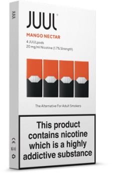 Mango Nectar JUULpod 1.7%   JUUL