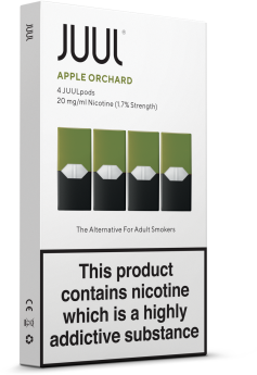 Apple Orchard 1.7% | JUUL