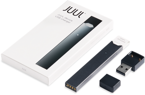 JUUL Device Kit Unboxed