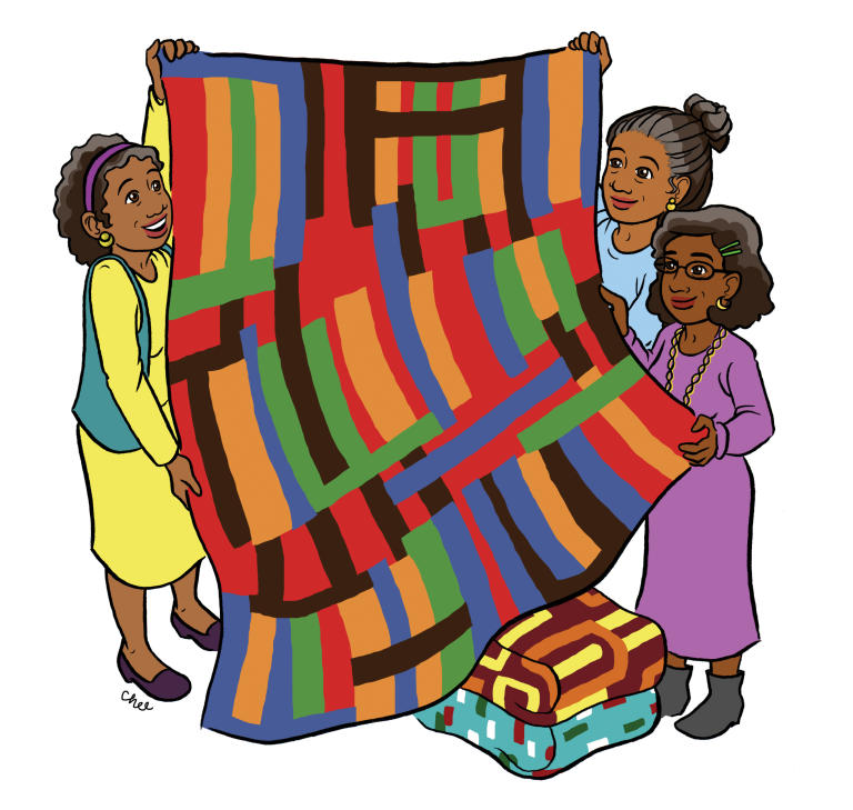 Cover Image for GEE'S BEND QUILTERS