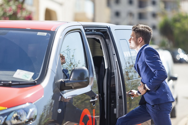Chauffeur Services in Malta for Businesses and Corporates