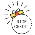 Ride Credit Icon