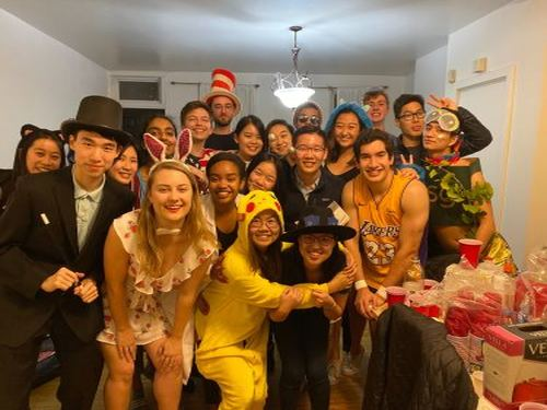 Photo from 2019 Halloween BYO at Ken's