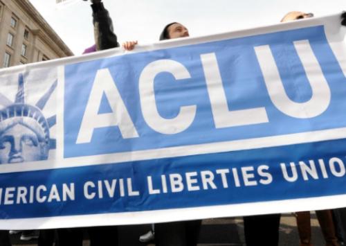 ACLU Sign