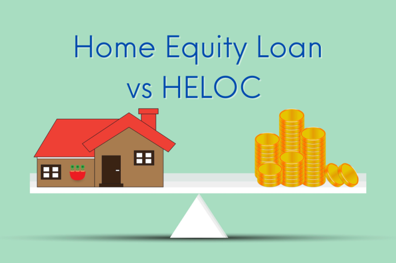 Considering a Second Mortgage? Here's the Scoop on Home Equity Loans vs. HELOCs