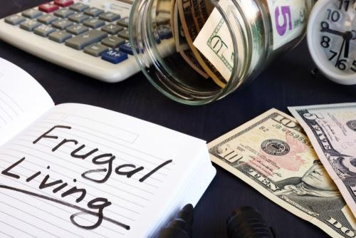 frugal living 2